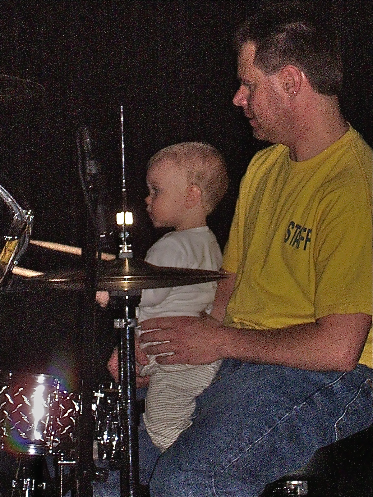 Daddy's Drums