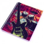 Rock 'n' Roll Notebooks and Journals