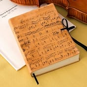 Duchessa Music Notes Journal